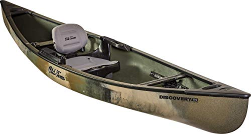 Old Town Discovery 199 Solo Sportsman Canoe
