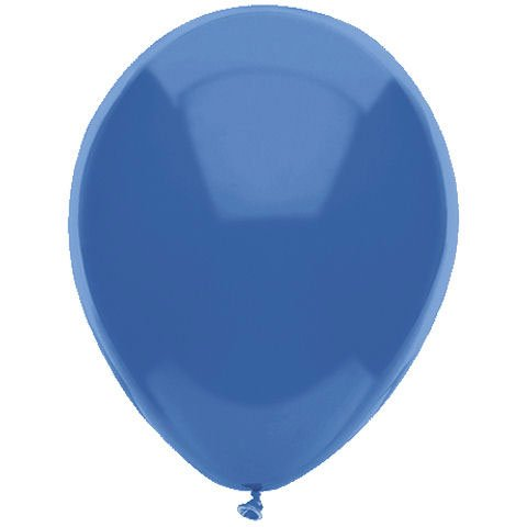 (PIONEER BALLOON COMPANY Periwinkle BSA Latex Balloon, 11