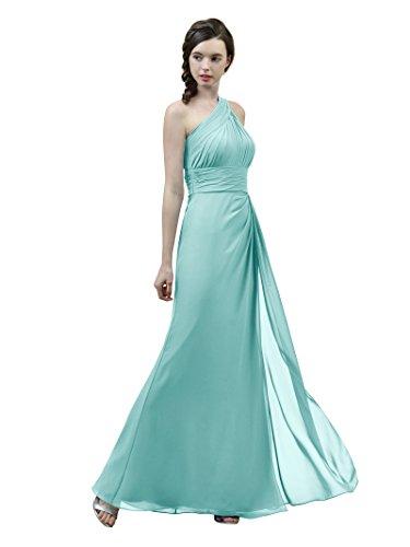 aqua dresses for prom - 2