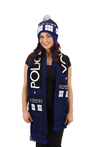 elope Doctor Who TARDIS Scarf -