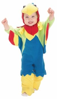 Infant Baby Parrot Animal Halloween Costume (6-12 Months)
