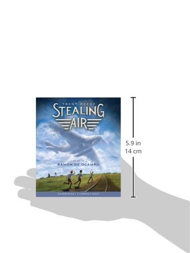 Stealing Air - Audio