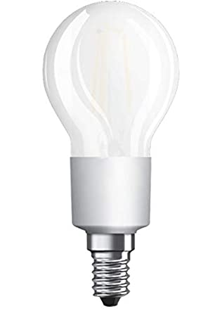 Osram 810341 Bombilla LED E14, Blanco, 6 Unidades: Amazon.es: Iluminación