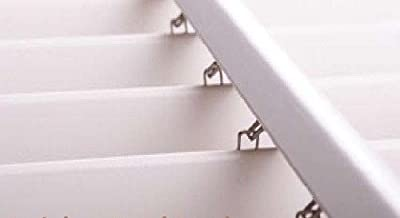 15 QTY: Plantation Shutters Tilt Rod , Louvers Staples, Replace Missing Staples by Precious Find