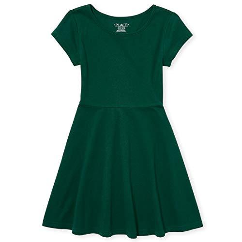 Green Dress Kids - The Children's Place Girls' Big Short