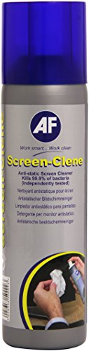 AF SCS250 Screen-Clene Pumpspray 22x17x19 0,3 kg Inh.250ml