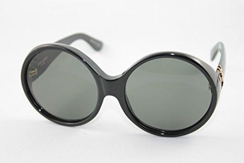 Saint Laurent Women's SL M1 Sunglasses, Black/Smoke, One - Sunglasses 1 Sl