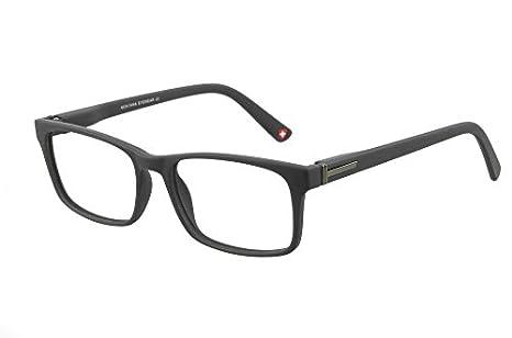 df6fc42bcf Gafas de Lectura Modernas de diseño Intelectual, Incluido Estuche de  Polipiel Negra, graduaciones (