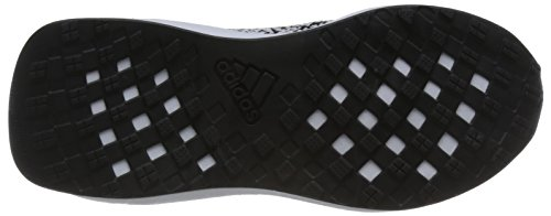 Zapatillas Ftwbla J Negbás Knit Negbás Trail Negro RapidaRun Unisex Adulto Running 000 Laceless de adidas I17wtHxFqn