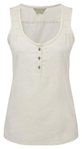 Royal Robbins Women's Cool Mesh Tank Top, Creme Medium