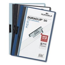 Durable Duraclip 30 Report Covers