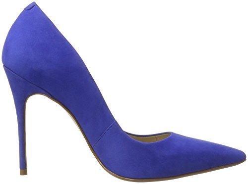 Bronx Damen Bx 1209 Briox Pumps Blau (Blue)