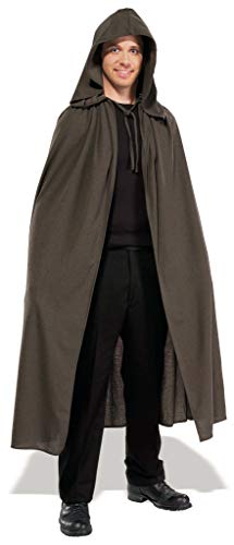 Rubie's Lord of The Rings Elven Cloak, Brown, Standard -
