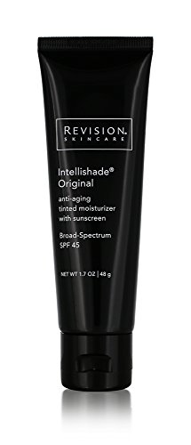 Revision Skincare Intellishade SPF 45 Original, 1.7 oz Anti Aging Zinc Moisturizer