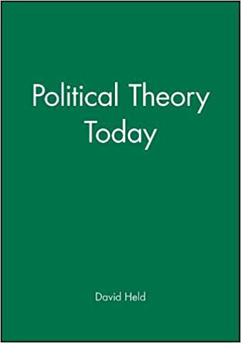 Book Political Theory Today