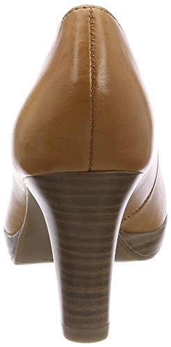 Tamaris 22410, Escarpins Femme Marron (Nut)