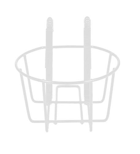 Cobraco Adjustable Planter (CobraCo 10-Inch White Adjustable Flower Pot Holder R0926-W)