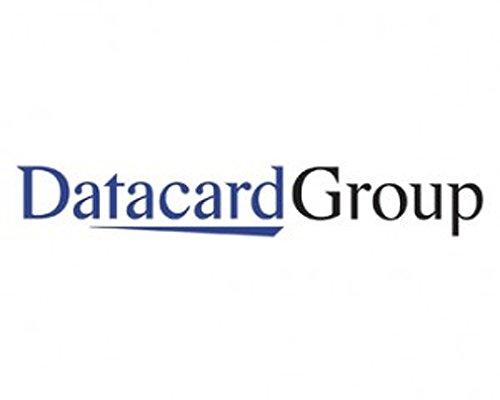 Datacard 503853-501 DuraGard Laminate 10 mil Clear Full Card with SmartCard Wind
