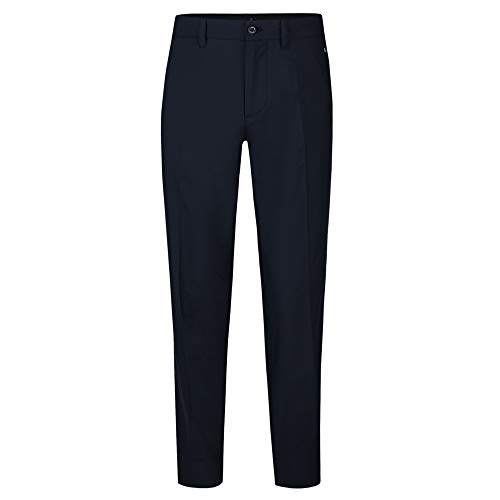 J.Lindeberg Elof Light Poly Pant - Slim Fit - Navy - 32/30