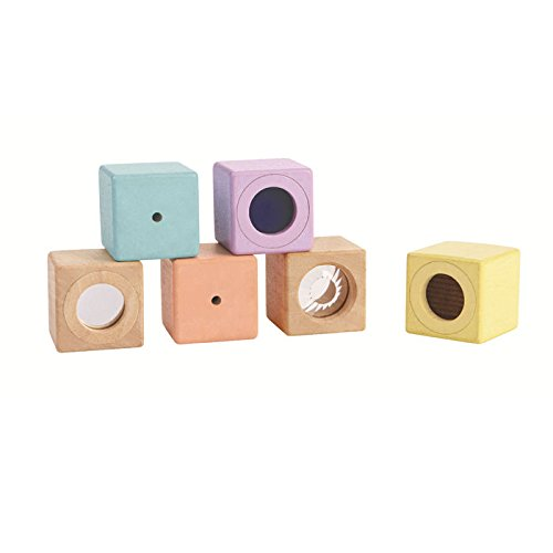 Building Blocks Plan (Plan Toys Sensory Blocks)