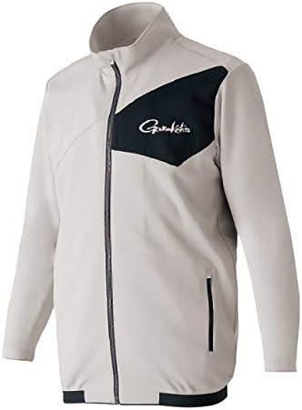 がまかつ(Gamakatsu) スウェットジャケット GM3637 グレー 5L
