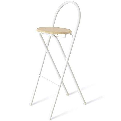 Super Amazon Com Fs Folding Bar Stool Bar Chair Bar Stool Modern Caraccident5 Cool Chair Designs And Ideas Caraccident5Info