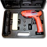 Butane Powered Glue Gun Kit, 200 Watt