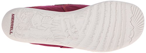 Merrell Donne Duskair Casuali Dello Slip-on Barbabietola Rossa