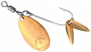 Hildebrandt Colorado Spinner Gold Size #1-2 Pack