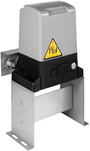 Sliding Gate Opener Electric Operator 1400lbs Remote Control Security Motor