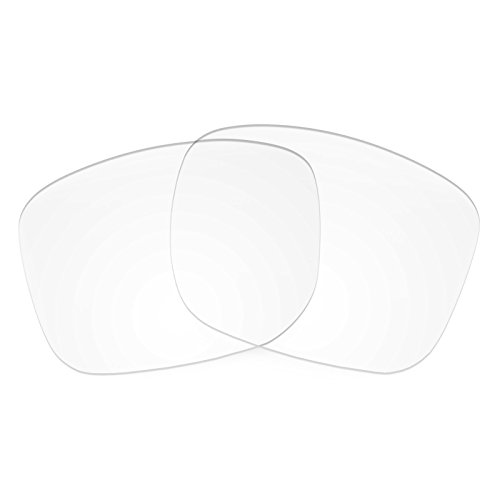 (Revant Replacement Lenses for Spy Optic Discord - Compatible with and Fits Spy Optic Discord Sunglasses, Non-Polarized, Crystal Clear)