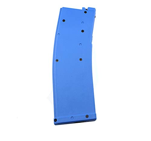 Umarex TM4 HK416 Spare Blue Magazine .43 Caliber 11mm Paintball Rifle Trainer for Police/Law Enforcement