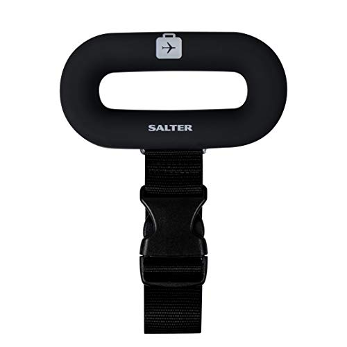 Salter Soft Touch Luggage Scale, Black by Salter (Image #1)
