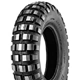 Shinko 421 Series Mini Bike Trail Front - Rear Tire - 3.50-10/Blackwall
