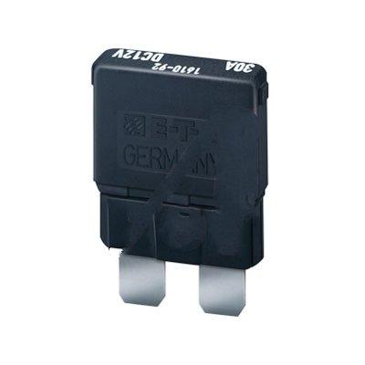 Control Circuit Breaker (E-T-A Circuit Protection and Control 1610-92-6A , Circuit Breaker; Therm; Press-to-Reset; Cur-Rtg 6A; Socket; 1 Pole; Vol-Rtg)