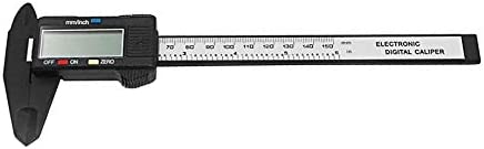 Electronic Digital Display Vernier Caliper 0-150MM Digital Measuring Instrument Internal Diameter External Diameter Plastic