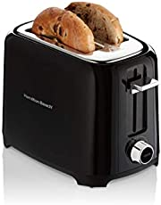 Hamilton Beach 22217 2-Slice Toaster, Black