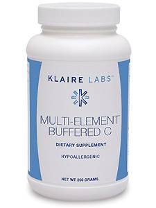 Klaire Labs - Multi-Element Buffered C Powder 250 (Multi Element)