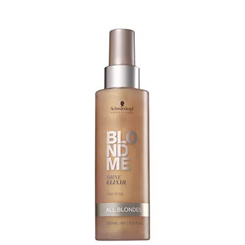 Sérum Capilar Schwarzkopf Professional BlondMe Shine com 150ml