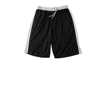 Pantalón corto de baloncesto para hombre 100% poliéster, tamaño ...