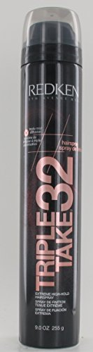 Redken triple take 32 extreme high hold hairspray, 9 - Triple Spray