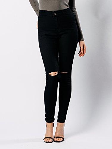 amp;ayat Jeans Fashions Donna Momo Black 0qzdzW