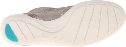 ECCO Bluma Lace Up, Scarpe stringate donna, Oro (Moon Rock), 36