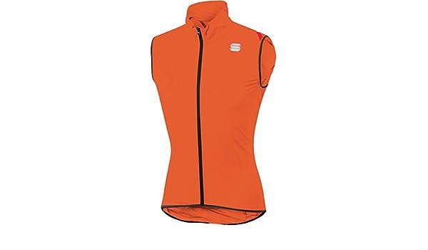 Sportful Hot Pack 6 - Chaleco Deportivo, Color Naranja: Amazon.es: Deportes y aire libre