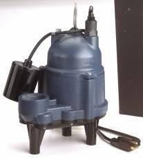 0.4 Hp Sewage Pump - 5
