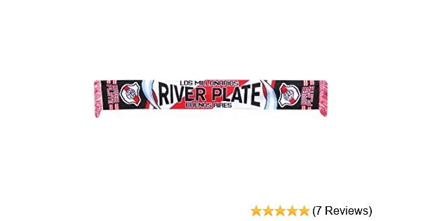 Amazon.com : River Plate Soccer Scarf : Soccer Equipment : Sports & Outdoors