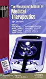 img - for The Washington Manual of Medical Therapeutics, 33rd Edition book / textbook / text book