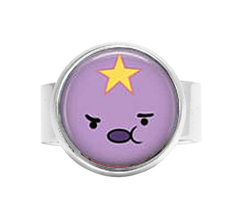 Lumpy Space Princess Adjustable Ring ()