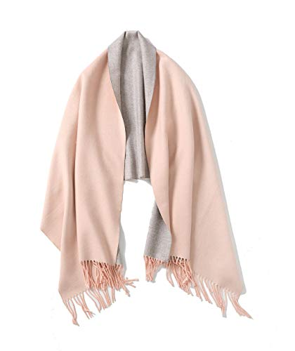 Used, Winter Blanket Scarfs For Men And Women, Cashmere Like for sale  Delivered anywhere in USA
