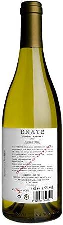 Bodega Enate - Vino Blanco, Añada 2020 - D.O. Somontano - Botella de 75cl - Carácter Especiado - Elaborado con Uva Gewürztraminer - Vino Amplio, Exuberante, Aterciopelado